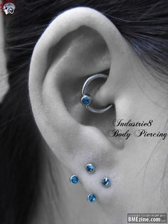 Daith...next piercing for my right ear :)