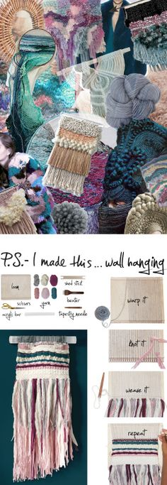 We love discovering the amazing work of all the creative makers... | P.S.- I made this... | Bloglovin