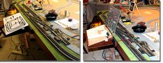 Track Layout Ideas for Your Model Train Lionel Trains Layout, Model Railway Track Plans, Trains For Sale, Making A Model, Standard Gauge, Train Table, Train Engines, Model Training, Model Train Layouts