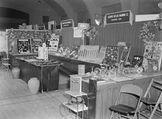 Dobyns-Taylor Hardware Company at Industrial Exposition – Kingsport Public Library and Archives