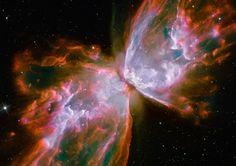 """""""Mariposa"""" Nebulosa NGC 6302"""