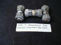 Attenuators, 3 dB Midwest Microwave mod. 431-3-002; part no. apc7-14