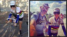 Wereldkampioene fietst l'Eroica (+ Fotospecial)