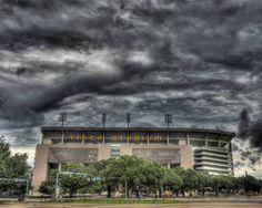 Tiger Stadium - Prior to Hurricane Isaac Picture at LSUPix.net