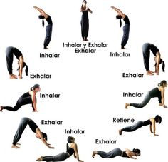 Yoga sequência - Ioga em Casa