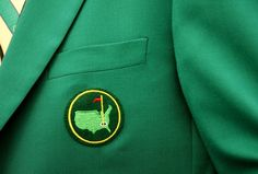 The Masters ~ Green Jacket