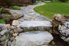 stone garden steps and walkway | ... Collection Galleries World Map App Garden Camera Finder Flickr Blog