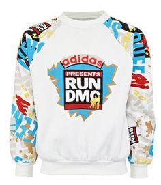 1975 adidas Run DMC Sweatshirt #vintage #adidas #sweatshirt #adilove