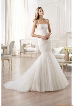 Robe de mariée Pronovias Onega 2014