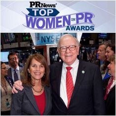 We are incredibly excited to announce that Cathy Baron Tamraz Chairwoman & CEO of Business Wire was named one of @PRNews Top Women in #PR!  #TeamBW #PRNews #womeninpr #awards #event #PRtips #PRpros #agency #publicrelations #communications #marketing #digital #press