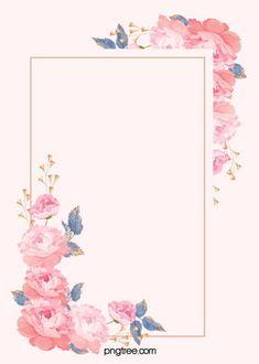 Floral background of creative literary border frame floral photo design . Wedding Invitation Posters, Wedding Invitation Background, Wedding Posters, Flower Background Wallpaper, Flower Backgrounds, Fotografia Floral, Frame Floral, Certificate Background, Wedding Background Images