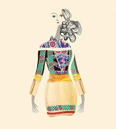 Mary Katranzou - one good reason to love fashion!