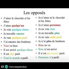 Learn French the Easy Way French Adjectives, French Verbs, French Grammar, French Phrases, French Quotes, French Language Lessons, French Language Learning, French Lessons, French Expressions