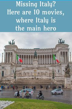 Movies set in Italy, where Italy is the main character - Irma Naan World Movies Set In Italy, Travel Around The World, Around The Worlds, Travelling Europe, Under The Tuscan Sun, Trevi Fountain, Main Character, Naan, Beautiful Buildings