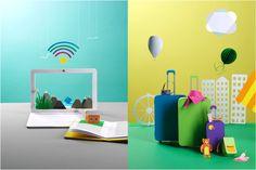 illustration Fideli Sundqvist Ibis Styles W agence branding agency design art paper 1