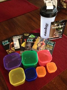 Day 1 of 21 Day Fix Extreme and Shakeology would you like to join me? http://www.beachbodycoach.com/esuite/home/workhard4life