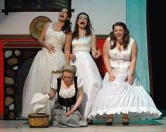 cinderella's stepsisters into the woods - Google Search