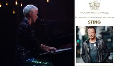 Annie Lennox has just performed Fragile for Sting at The Polar Music Prize ceremony in Stockholm - https://www.eurythmics-ultimate.com/2017/06/annie-lennox-just-performed-fragile-sting-polar-music-prize-ceremony-stockholm/