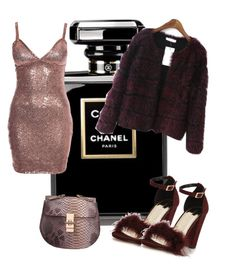 """""""Fur series"""" by lokardashian on Polyvore featuring WithChic"""