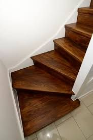Image result for how to fix steep stairs little headroom
