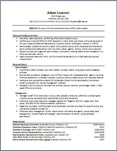 71 best functional resumes images on pinterest resume ideas