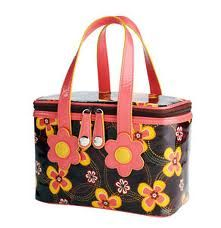 Vera Bradley Frill Buttercup Lunch box. This lunch bag is stylish and makes me feel like a kid again.