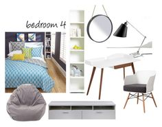 """""""Bedroom style"""" by iszann on Polyvore featuring interior, interiors, interior design, home, home decor, interior decorating, Chelsom, Tvilum, Paul Brodie and Dot & Bo"""