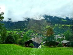Switzerland, Waves, Mountains, Nature, Naturaleza, Ocean Waves, Nature Illustration, Off Grid, Bergen