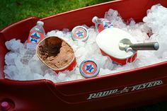 4th July wagon decor | Posted on June 4, 2012 by hollydays