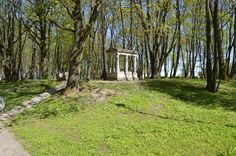 Парк скульптур - Клайпеда.