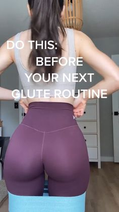 Gym Workout For Beginners, Gym Workout Tips, Butt Workouts, Workout Videos, Girl Hacks, Girl Tips, Fitness Tips, Fitness Motivation, Health Fitness