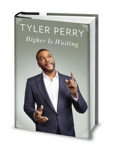 Enter for a chance to win Tyler Perry's new spiritual guidebook, Higher Is Waiting.  #HigherIsWaiting  #RWM  @PenguinRandomHouse