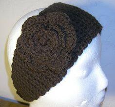 Celestial's Creations: Crocheted Headband