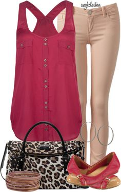 """""""Bistro Dinner"""" by angkclaxton on Polyvore"""