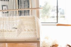 Weaving 101 « A Golden Afternoon: Simplified Home Living