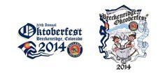 2014 Breckenridge Oktoberfest design