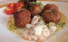 Albóndigas de pescado del blog Cocinando con Las Chachas