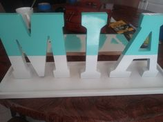Mermaid Names, Name Decorations, Magnetic Knife Strip, Knife Block, Ideas, Home, Ad Home, Homes, Thoughts