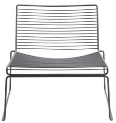 Hay Hee Lounge Chair   Hee Welling   28 w   26 d   26 h   seat: 14.5 h