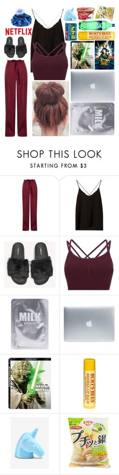 """""""Emma: September 27, 2017"""" by disneyfreaks39 ❤ liked on Polyvore featuring Valentino, Massimo Dutti, The White Brand, Sweaty Betty, Incase, Trilogy and Burt's Bees"""