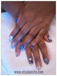 Yankees nails!