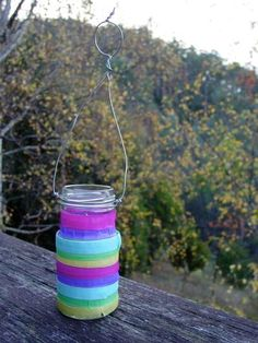 DIY Lantern Making
