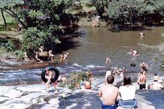 Mermaid's Pool, Salisbury, Rhodesia