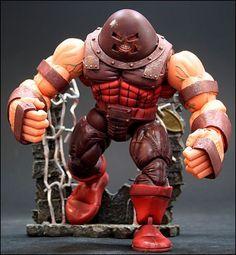 Marvel Legends Juggernaut -- I want this!
