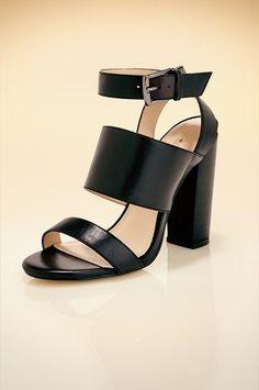 Proper(tm) block heel $119.00