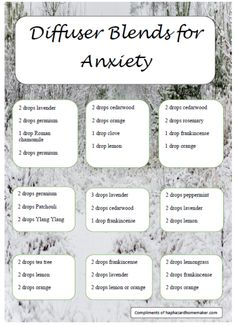essential oil blends for anxiety and panic attacks recipe essential oils for babies sleep young living Essential Oils Guide, Doterra Essential Oils, Essential Oils For Depression, Young Living Essential Oils For Anxiety, Calming Essential Oils, Young Living Anxiety, Cedarwood Essential Oil Uses, Edens Garden Essential Oils, Face Masks