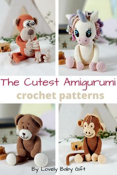 Easy Amigurumi Pattern, Crochet Doll Pattern, Crochet Patterns Amigurumi, Crochet Dolls, Knitting Patterns, Crochet For Boys, Crochet Patterns For Beginners, Amigurumi Toys, Crochet Gifts