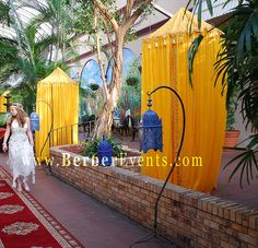 Arabian Nights Theme Debutante Party by www.BerberEvents.com, via Flickr