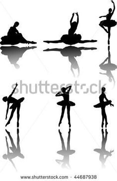Classical ballet positions