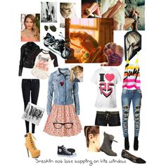 date outfits with Ross Lynch <3 - sneaking out, what? ;)